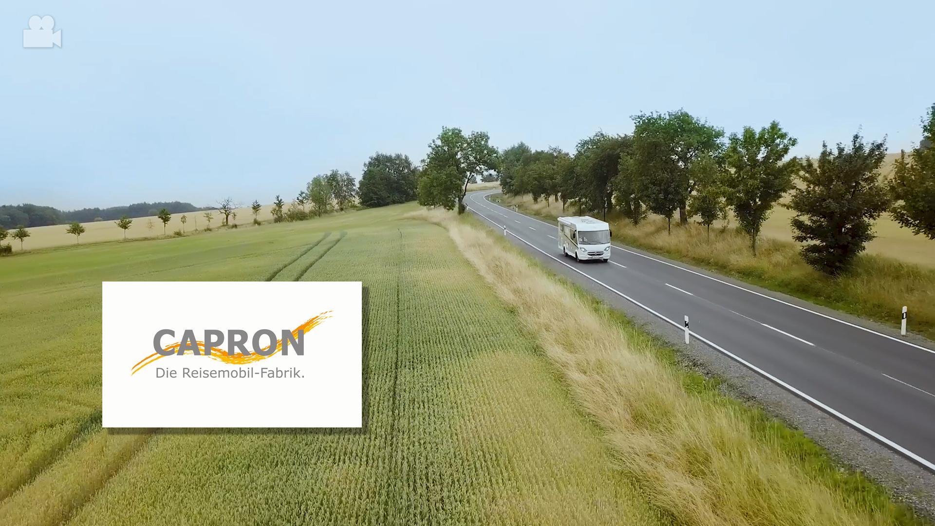 Capron GmbH Neustadt - Reisemobile aus Sachsen - Startseite