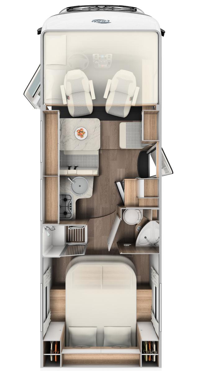 capron gmbh neustadt reisemobile aus sachsen carado. Black Bedroom Furniture Sets. Home Design Ideas